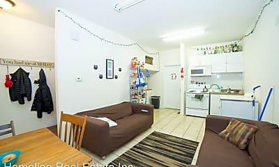 Living Room, 1723 Berks St., 0