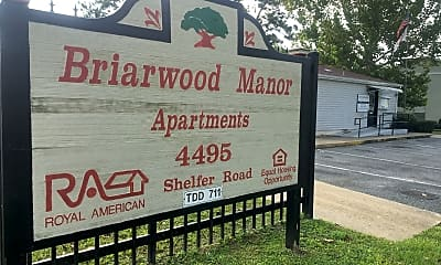BRIARWOOD MANOR, 1
