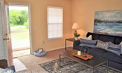 Living Room, 3398 E. 6th Ave, 1
