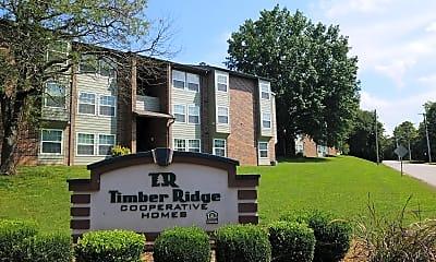 Timber Ridge Cooperative Homes, 1