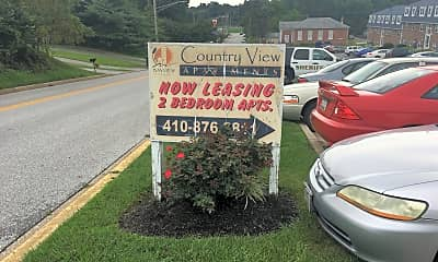 Country View Apartments, 1