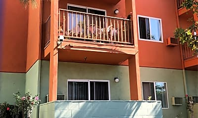 Stovall Terrace Apartments, 2