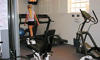 Fitness Weight Room, 451 Bayfront Pl 5206, 2