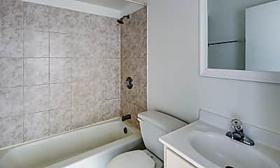 Bathroom, 6830 N. SHERIDAN, 2