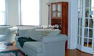 Living Room, 1110 Beacon St, 1