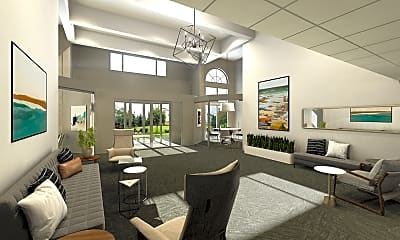 Living Room, Wedgewood Park Apartments, 0