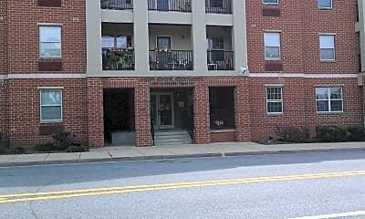 Ahepa Senior Apartments, 1