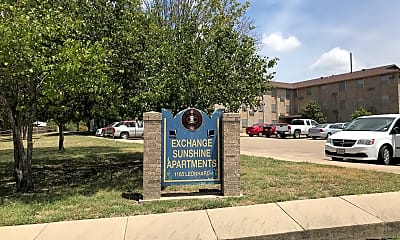 Exchange Sunshine Home Apartments, 1