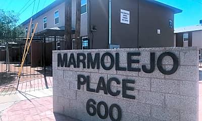 Marmolejo Apartments, 1
