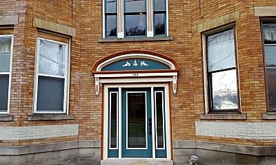 Building, 823 Market St, 2