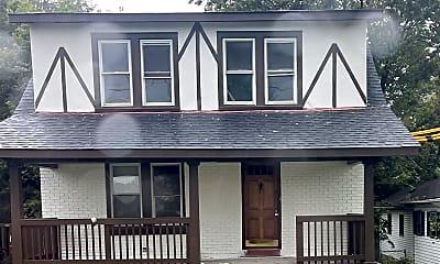 Building, 845 Georgetown St, 1