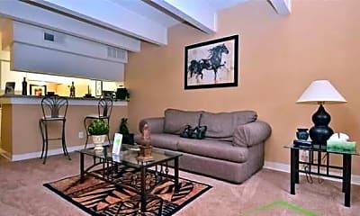 Living Room, 2300 Wilcrest Dr, 2