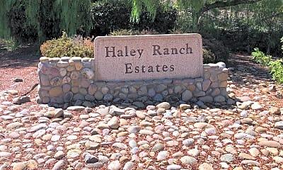 Haley Ranch, 1