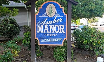 Amber Manor Townhomes, 1