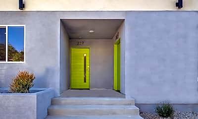 Living Room, 227 N Park View St B, 2