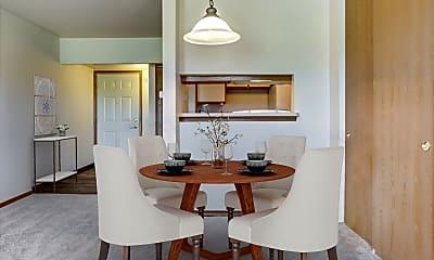 Dining Room, Parkview Senior Homes, 0