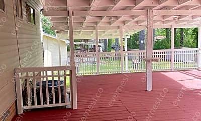 Patio / Deck, 3025 Charleston Dr, 2