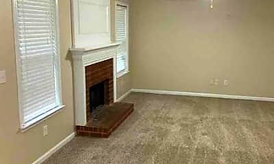 Living Room, 3710 Wake Robin Way, 1