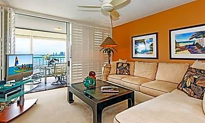Living Room, 2877 Kalakaua Ave 807, 0