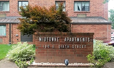 Midtowne Apartments, 1