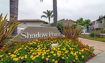 Community Signage, Shadow Point Apartments, 1