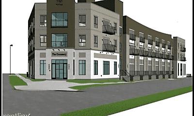 Building, 1101 Portage Street, 0