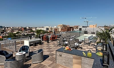 Patio / Deck, 1255 22nd St NW 1, 1