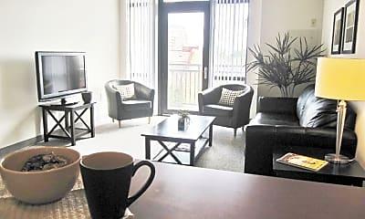 Living Room, Equinox, 1