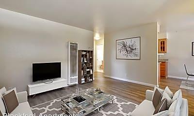Living Room, 3801 Blackford Ave, 1
