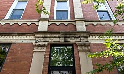 Building, 2159 W Chicago Ave, 1