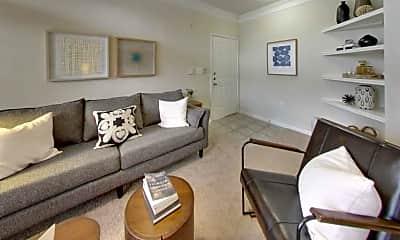 Living Room, Scofield Park at Austin, 1