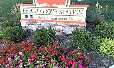 BEECH GROVE STATION SENIOR APARTMENT HOMES, 1