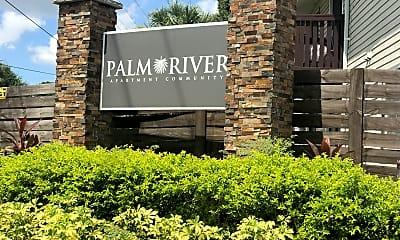 Palm River, 1