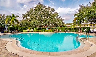 Pool, Imperial Gardens Apartments, 0