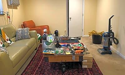 Living Room, 394 Langley Rd, 1