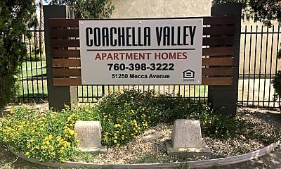 Coachella Valley Apartments, 1