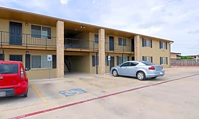 Building, Rosebrook Apartments, 2