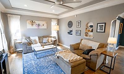 Living Room, 1555 Winona Ct, 1