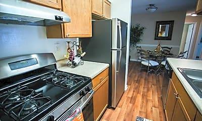 Kitchen, Westwinds, 1
