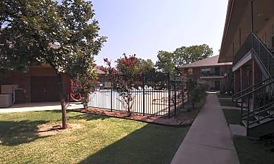 Building, Oak Place, 0
