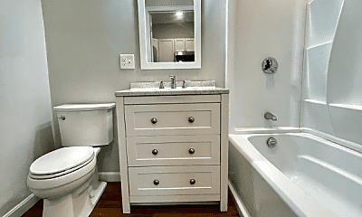 Bathroom, 1400 Tremont St, 2