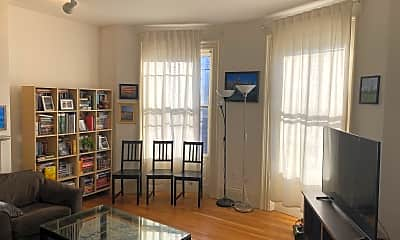 Living Room, 676 Massachusetts Ave, 0