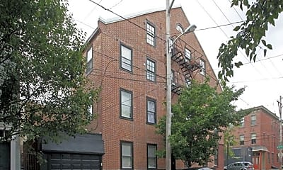 Building, 827 S 2nd St, 1