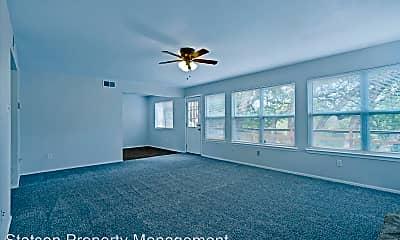 Living Room, 4609 White Elm Dr, 1