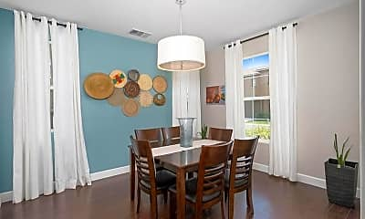 Dining Room, 4225 N WATERSIDE DR, 0