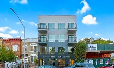 Building, 338 E 28th St, 2