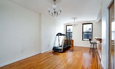 Living Room, 405 E 116th St, 0