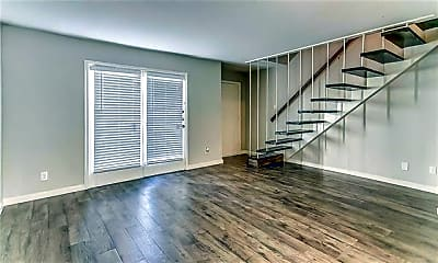 Living Room, 1000 Grigsby Ave 203, 1