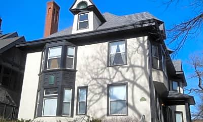 Building, 583 Lincoln Avenue, 2