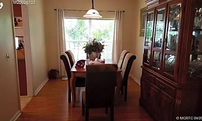 Dining Room, 753 NW Waterlily Pl 753, 2